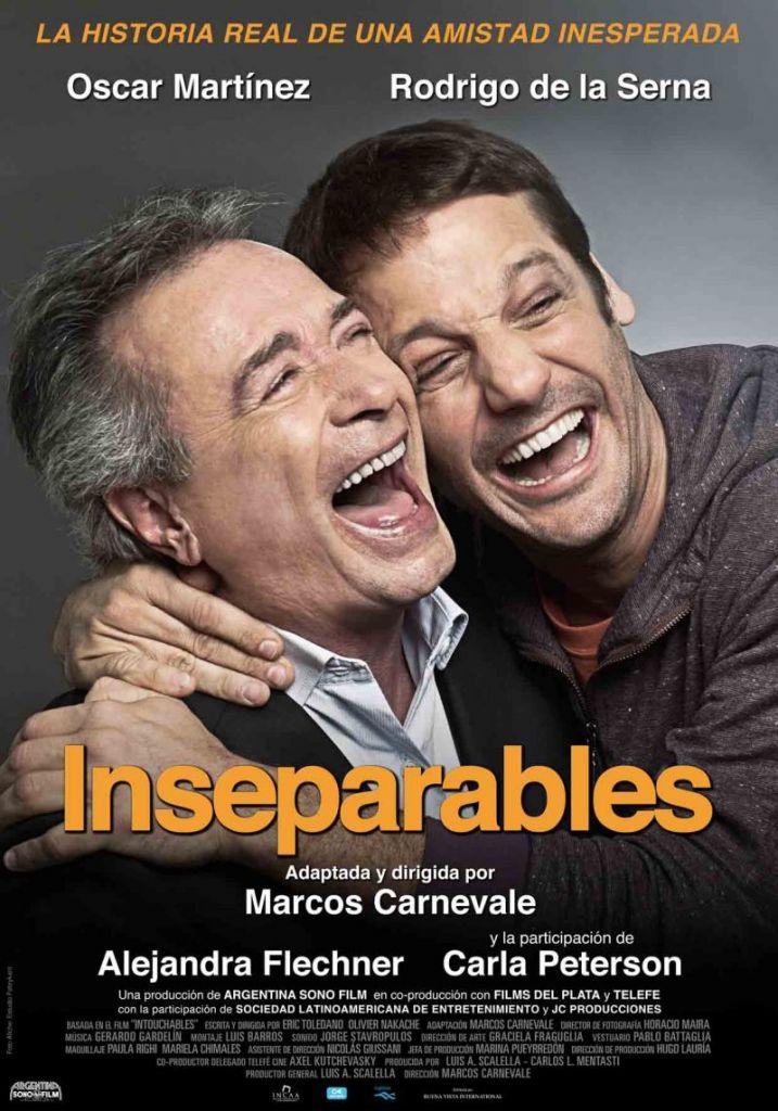 Afiche Inseparables
