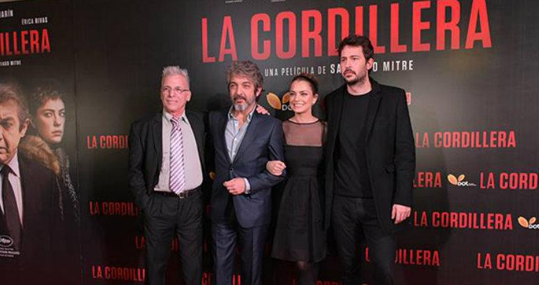 Éstas son las fotos de la avant premiere de ''LA CORDILLERA''