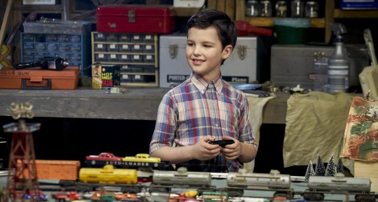 Warner Channel presenta el pre-estreno de Young Sheldon  la precuela de The Big Bang Theory.