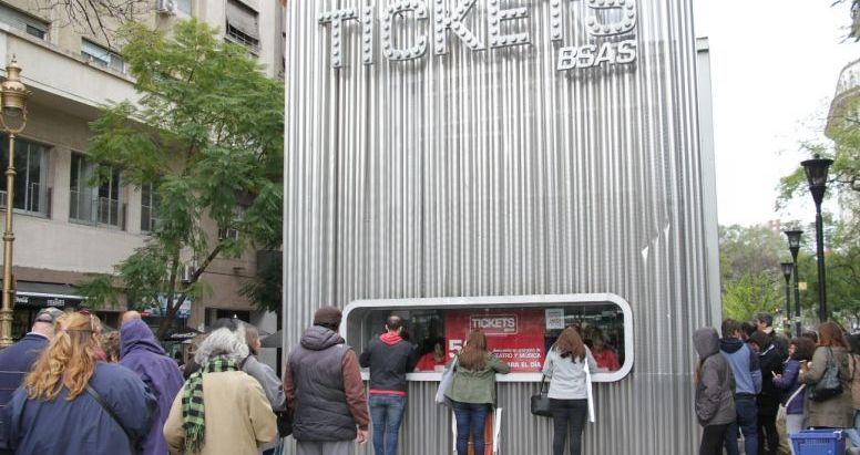 FUERTE REPERCUSION EN EL PRIMER MARTES DE OCTUBRE ''VENÍ AL TEATRO 2017'' 10.000 X 100