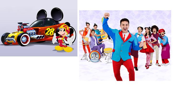 Novedades de Abril en Disney junior