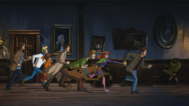 Warner Channel presenta Scoobynatural, el crossover de Supernatural y Scooby-Doo
