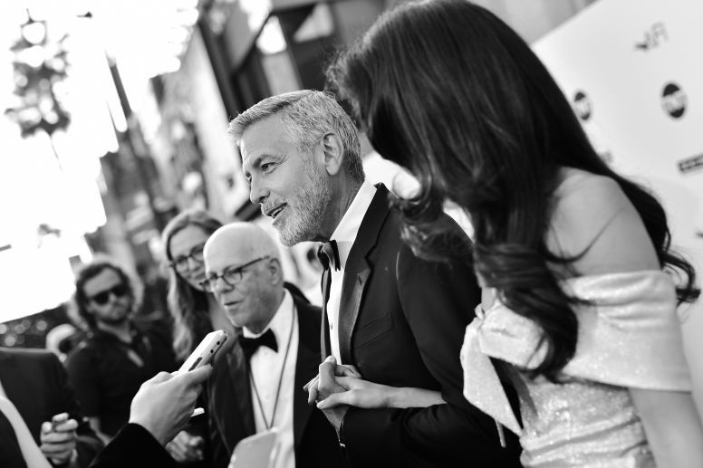 Transmisión exclusiva de TNT: gala Premio AFI Life Achievement en honor a George Clooney