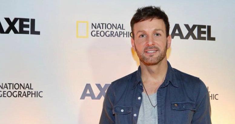 AXEL es nombrado primer embajador de National Geographic para America Latina.