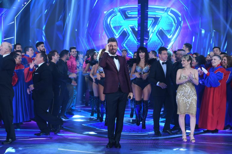 ¡ARRANCÓ SHOWMATCH 2018!  ¡MIRÁ LAS ESPECTACULARES FOTOS DE LA APERTURA!