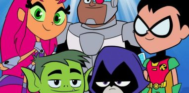 SPA-Teen Titans GO