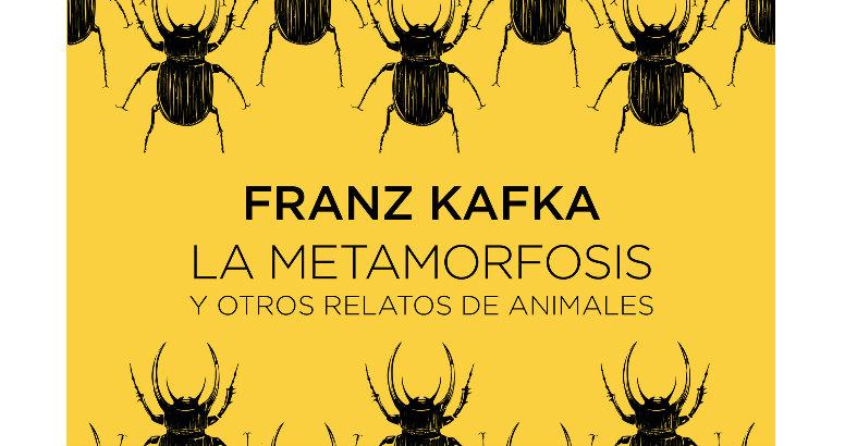 ''LA METAMORFOSIS Y OTROS RELATOS DE ANIMALES FRANZ KAFKA'', editado por PLANETA