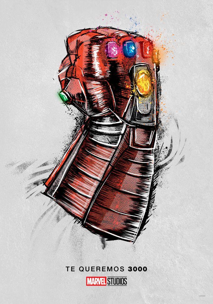Avengers-Endgame (póster)