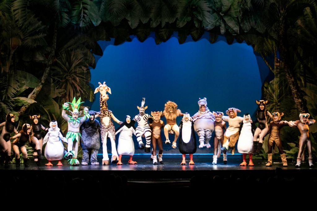 ''MADAGASCAR, El Musical''