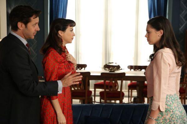 Torcuato, Alicia y Lucia