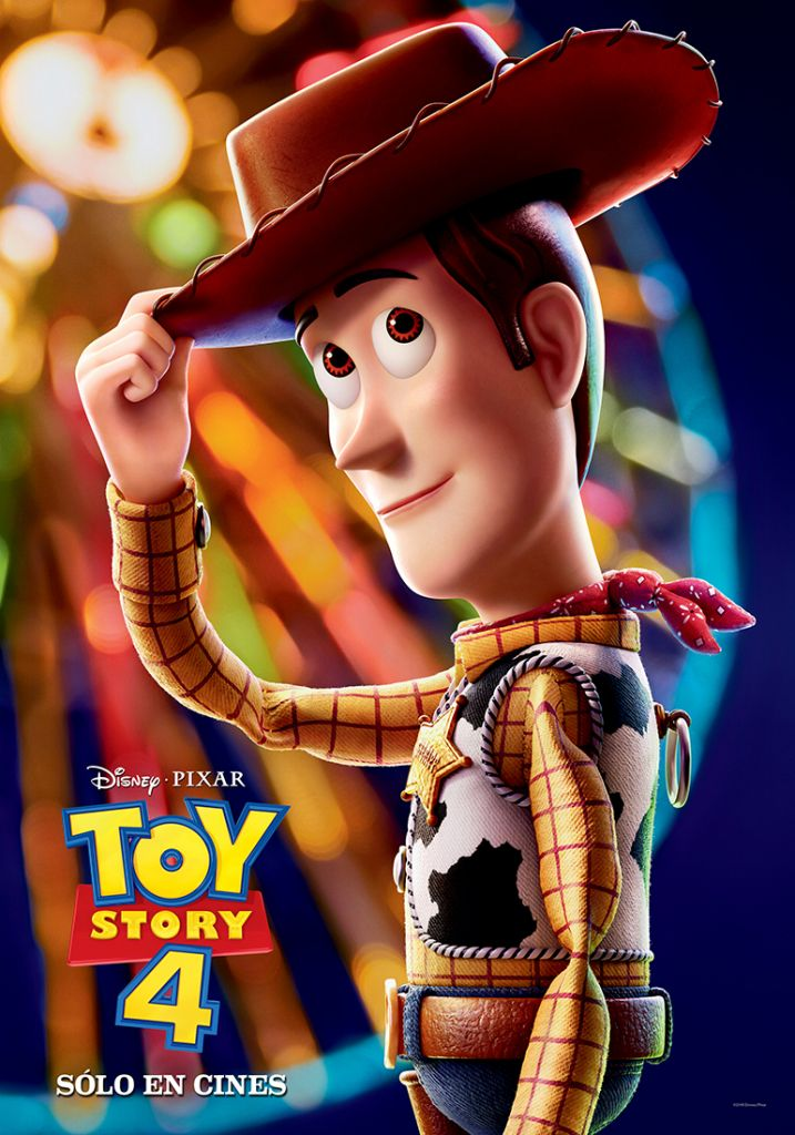Toy Story 4…nuevo posters (2)