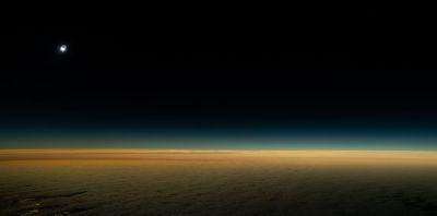 Eclipse desde un avión en Chile, Armando Vega, Explorador de National Geographic (3)