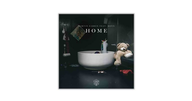 MARTIN GARRIX & BONN  se unen para estrenar su nuevo single  'HOME'