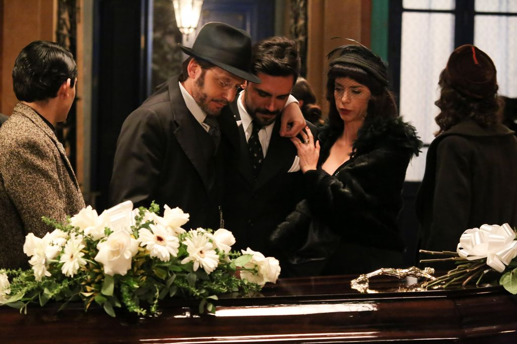 Un dolor interminable (Cap 126) – ''ARGENTINA, TIERRA DE AMOR Y VENGANZA'' – Jueves, 21.30 H