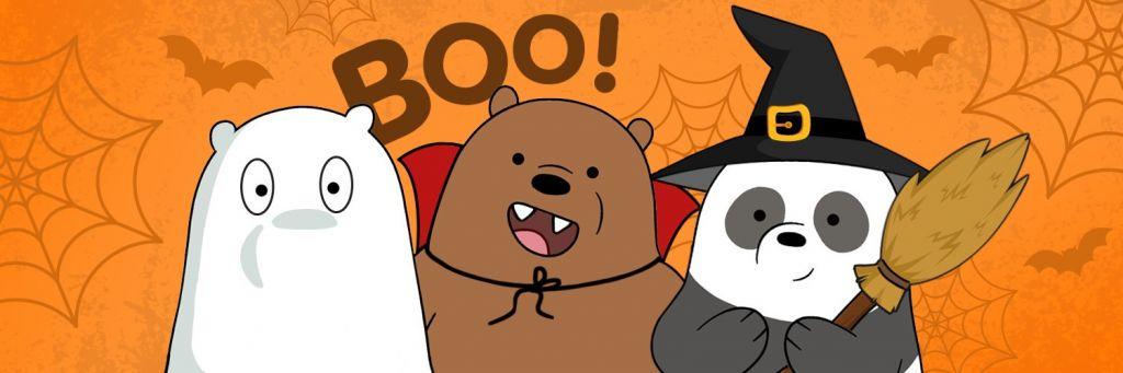 ¡Acompáñanos en el evento más aterrador del año!  Especial de Halloween de Cartoon Network
