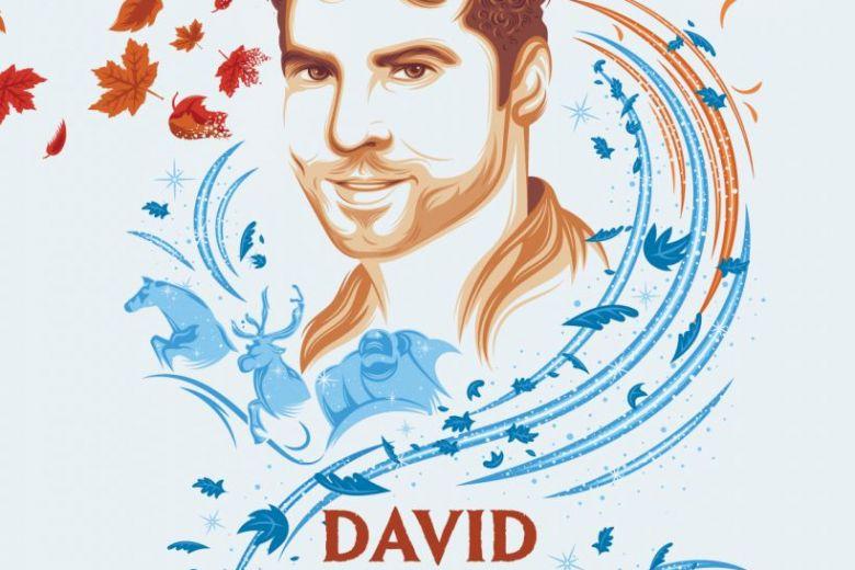 David Bisbal...Frozen 2