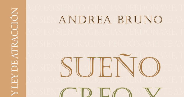 KIER presenta la agenda 2020 de Andrea Bruno ''Sueño, creo y logro  Mi mejor año 2020''