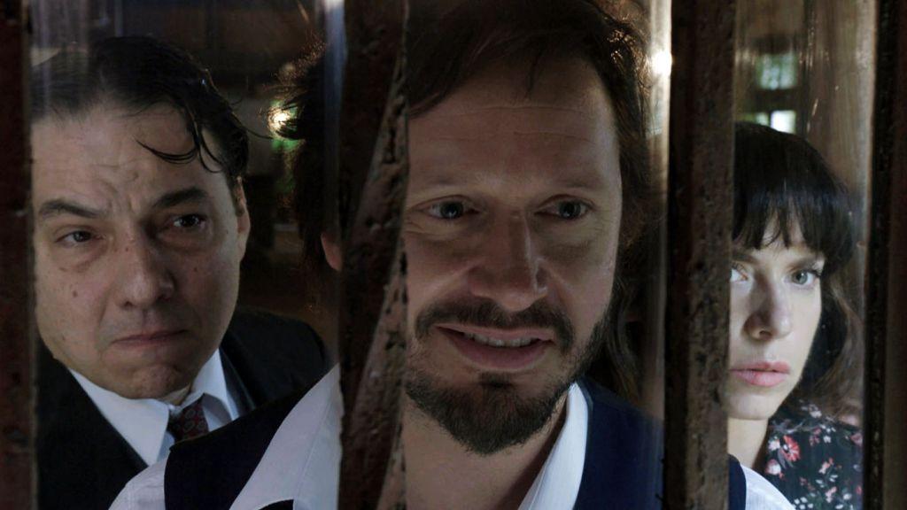 Trauman, Torcuato y Alicia