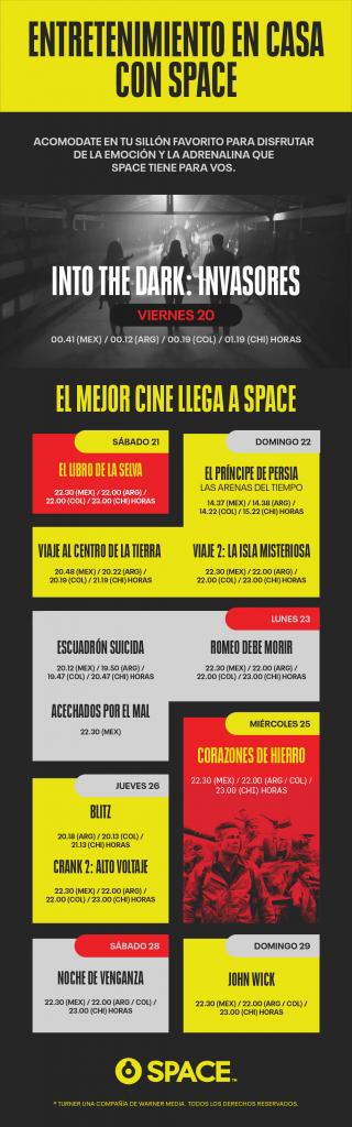 #QUEDATEENCASA con SPACE - MARZO (1)