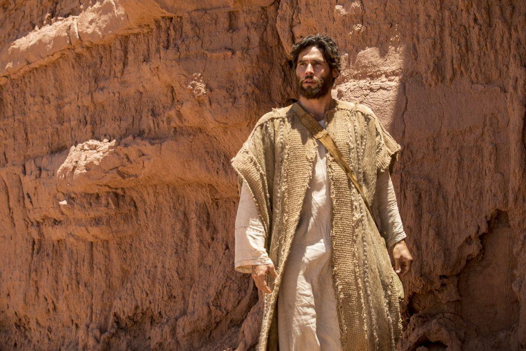 EXITOSO ESTRENO DE ''JESÚS''. FUE LO MÁS VISTO DEL DÍA EN LA TV ABIERTA ARGENTINA