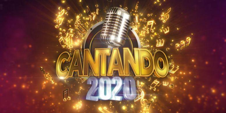 Logo Cantando 2020