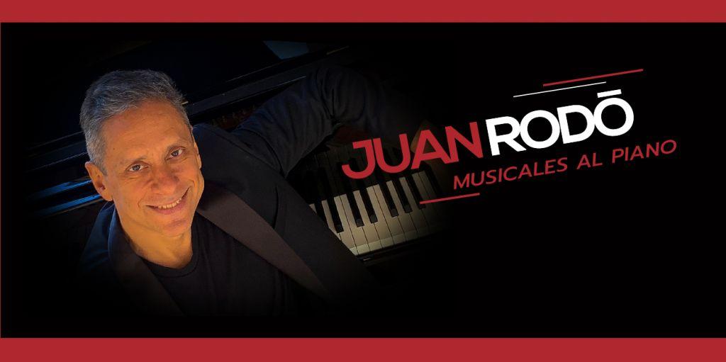 ''Musicales al piano'' y Nueva Master Class de Juan Rodó. Enterate de todas las novedades!